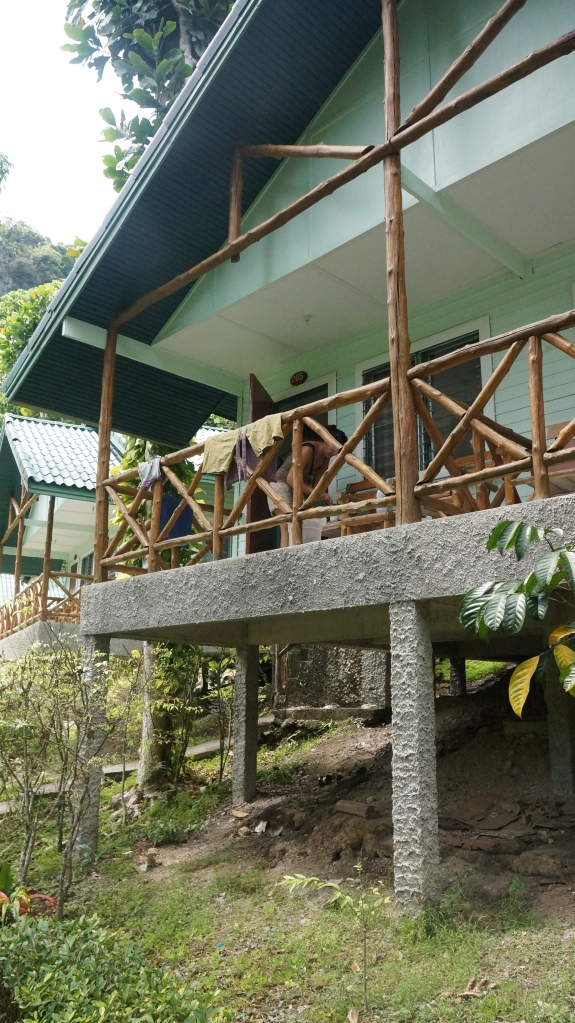 Mountain View Resort, Tonsai