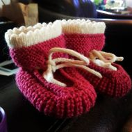 Wool shoes from your Nana's Holiday